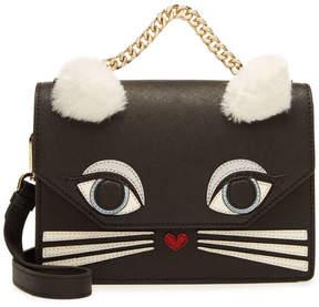 Karl Lagerfeld K/Klassik Fun Mini Leather Handbag