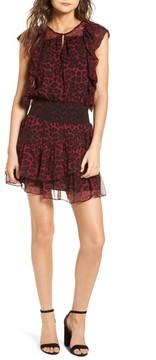 Ella Moss Women's Tigris Smock Waist Dress