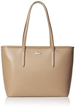Lacoste Medium Zip Shopping Bag