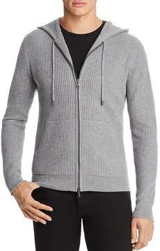 AG Jeans Deklyn Zip Hooded Sweater