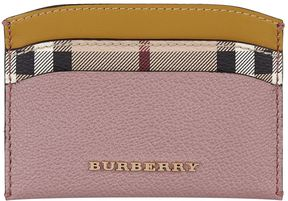 Burberry Izzy Card Holder - PINK - STYLE