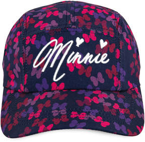 Disney Minnie Mouse Allover Bow Baseball Cap - Adults