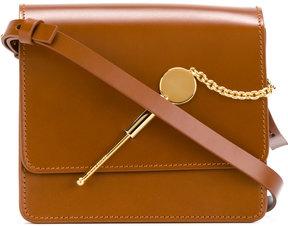 Sophie Hulme small key crossbody bag