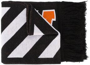 Off-White Diagonal Big Off scarf
