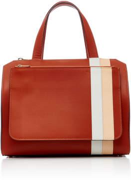 Valextra Linea Toothpaste Passepartout Leather Bag