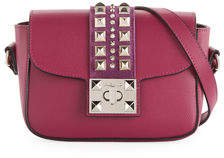 Mario Valentino Valentino By Yasmine Palmellato Leather Crossbody Bag
