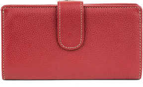 Mundi Rio Leather Frame Clutch Wallet