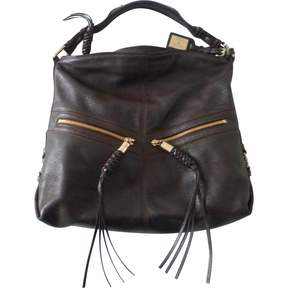 Lancel Brown Leather Handbag
