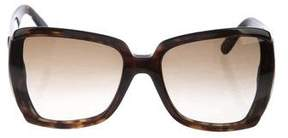 Stella McCartney Oversize Gradient Sunglasses