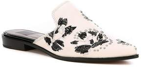 Dolce Vita Harmony Floral Embroidery and Stud Detail Mules