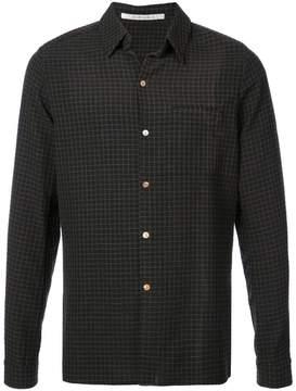 Individual Sentiments checked shirt