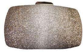 Sondra Roberts Metallic Convertible Clutch