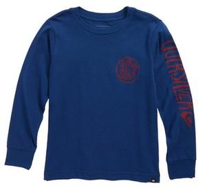 Quiksilver Boy's Kool Shapes Graphic T-Shirt