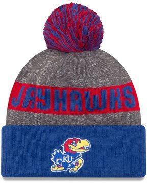 New Era Adult Kansas Jayhawks Sport Knit Beanie