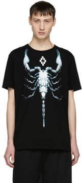 Marcelo Burlon County of Milan Black Scorpio T-Shirt