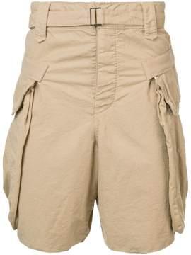 Sacai Panama shorts