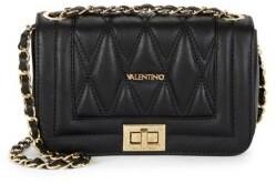 Mario Valentino Beatriz D Leather Shoulder Bag