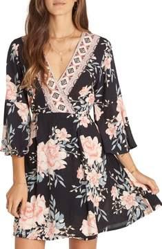 Billabong Women's Divine Floral Dress