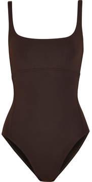 Eres Les Essentiels Arnaque Swimsuit - Dark brown