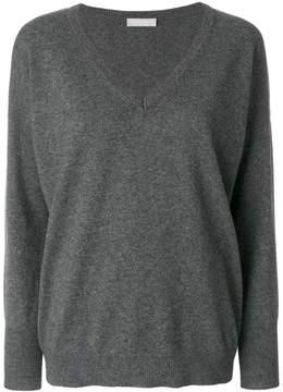 Le Tricot Perugia v-neck relazed sweater
