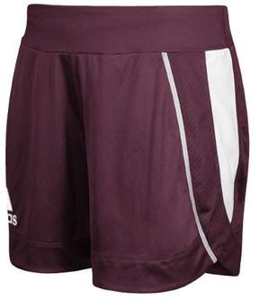 adidas Women's Climacool Utility Short Without Pockets