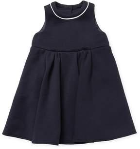 Marni Sleeveless Pleated Waist Dress