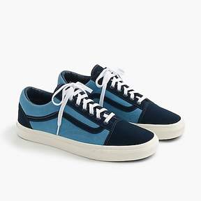 J.Crew Vans® for Old Skool sneakers in suede