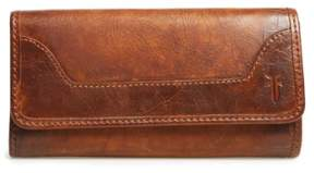 Frye Women's 'Melissa' Continental Wallet - Brown