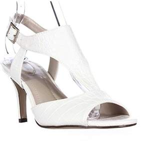 Style&Co. Style & Co. Womens Saharii Open Toe Formal T-strap Sandals.