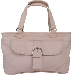 Piel Leather Purse With Front Pocket 2436 (Women's)