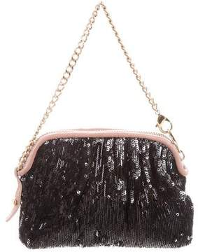 RED Valentino Sequin Handle Bag