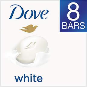 Dove Beauty Bar White White