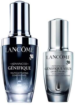 Lancôme Genefique and Eye Light Pearl Concentrate Duo