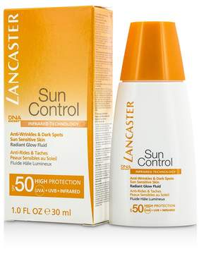 Lancaster Sun Control Anti-Wrinkles & Dark Spots Radiant Glow Fluid SPF 50 - For Sun Sensitive Skin