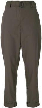 Akris straight trousers