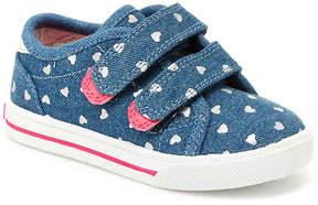 Carter's Girls Nikki 2 Toddler Sneaker