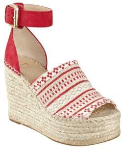 Marc Fisher Adalyn Espadrille Platform Wedge Sandals