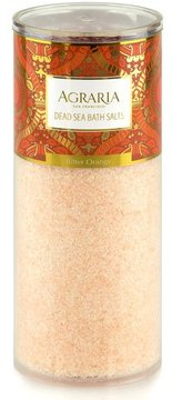 Agraria Bitter Orange Bath Salt Tower, 16 oz./ 454 g