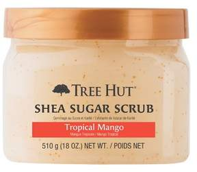 Tree Hut Tropical Mango Shea Sugar Scrub 18 oz