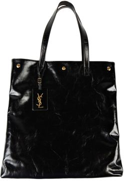 Saint Laurent Noe Shopper Bag - BLACK - STYLE