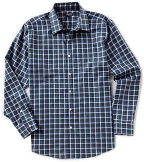 Murano Liquid Luxury Long Sleeve Pointed Collar Shirt