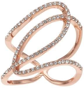 Brilliance+ Brilliance Swirl Ring with Swarovski Crystals