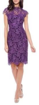 Decode 1.8 Scalloped Lace Dress