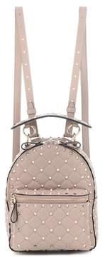 Valentino Rockstud Spike Mini leather backpack