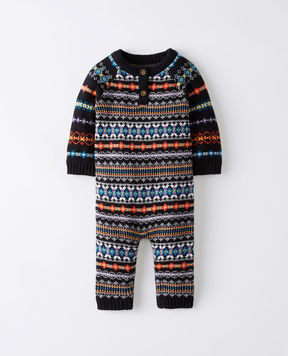 Hanna Andersson Twilight Sweater Romper