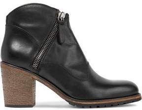 Belstaff Radcot Leather Ankle Boots