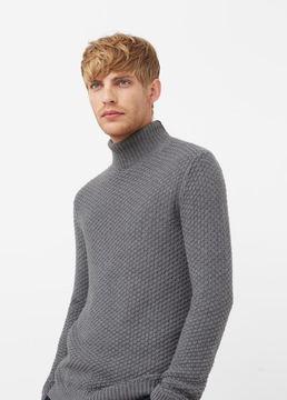 Mango Outlet Turtleneck sweater
