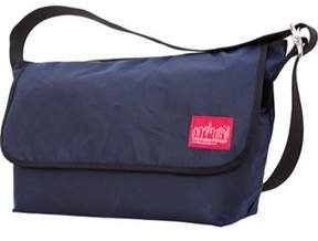 Manhattan Portage Unisex Waxed Vintage Messenger Bag (large) Nylon Lining.