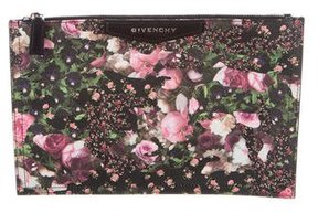 Givenchy Antigona Floral Camo Pouch