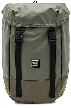 Herschel Supply Co. Studio Iona Backpack in Olive.